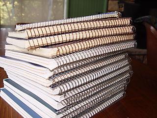 Spiral journals