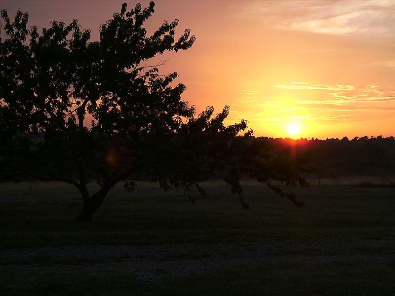 4th sunset