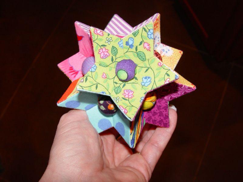 Fabric star - new