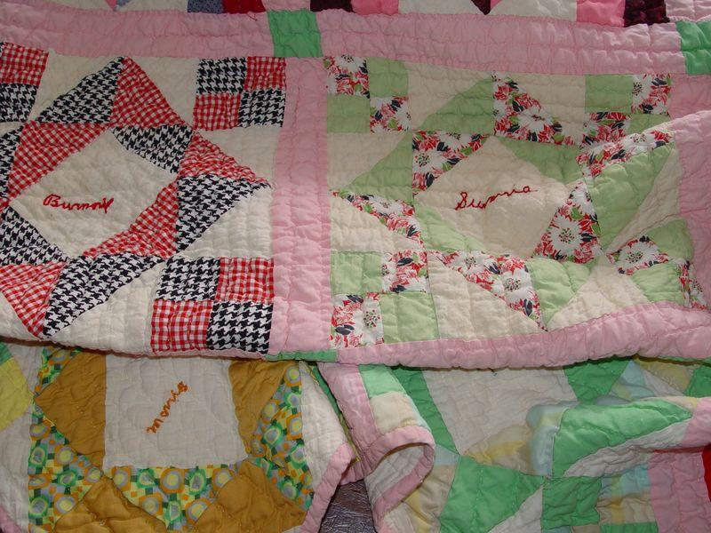Quilts signature