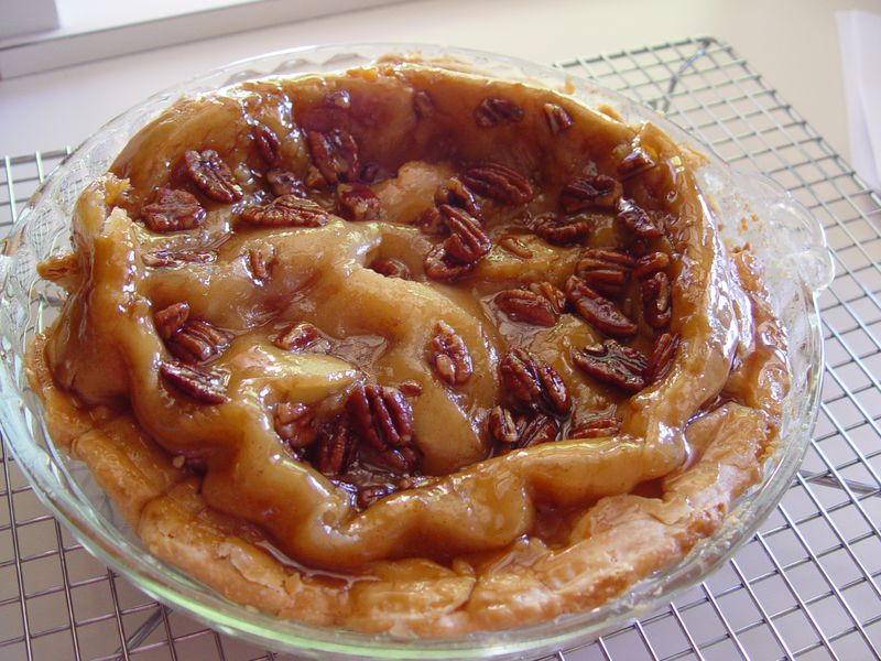 Pie bottom