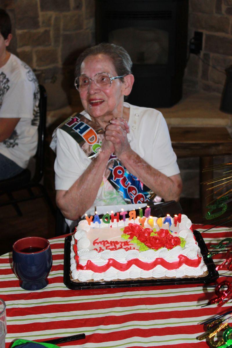 Grandma Cox