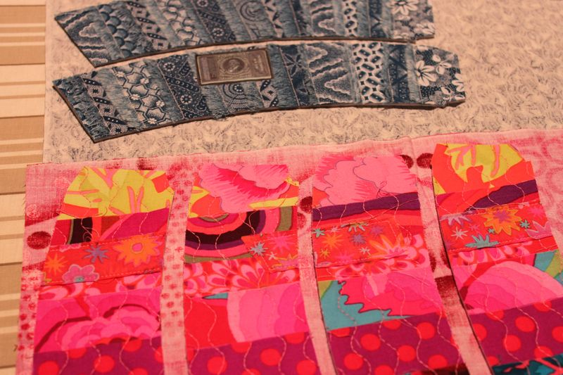 Cuffs spaces on lining