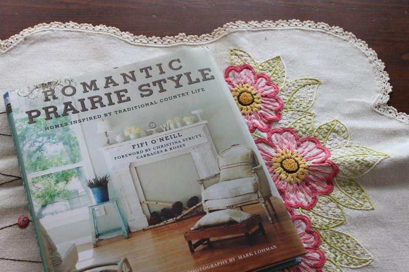 Romantic Prarie book