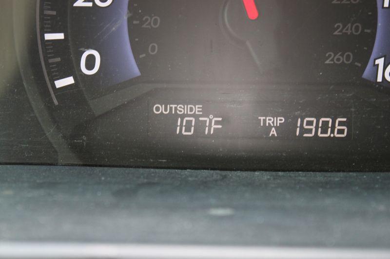 Car temp