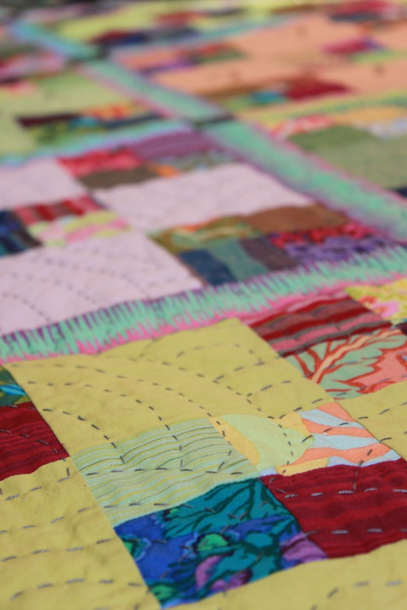4N9 quilting